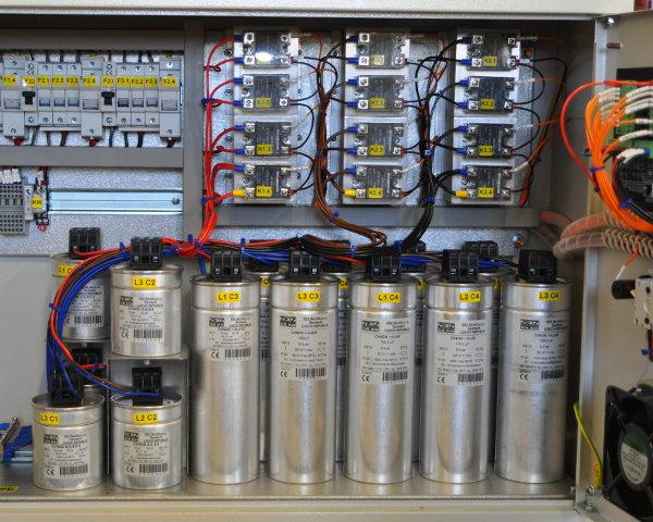 Baterie kondensatorów