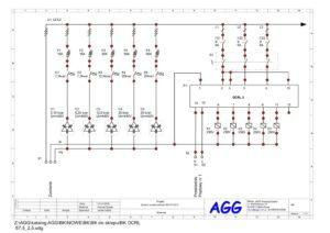 Bateria kondensatorów BK-57,5/2,5