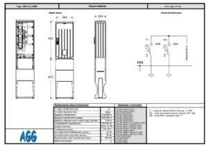 Złącza kablowe SKV 1/1 AGG