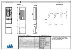 Złącza kablowe SKV 2/1 AGG