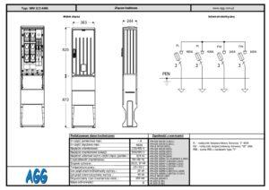 Złącza kablowe SKV 2/2 AGG