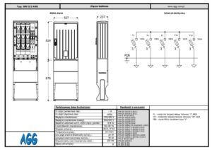 Złącza kablowe SKV 3/2 AGG